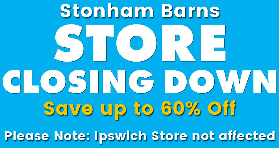 Stonham Store Closing Down