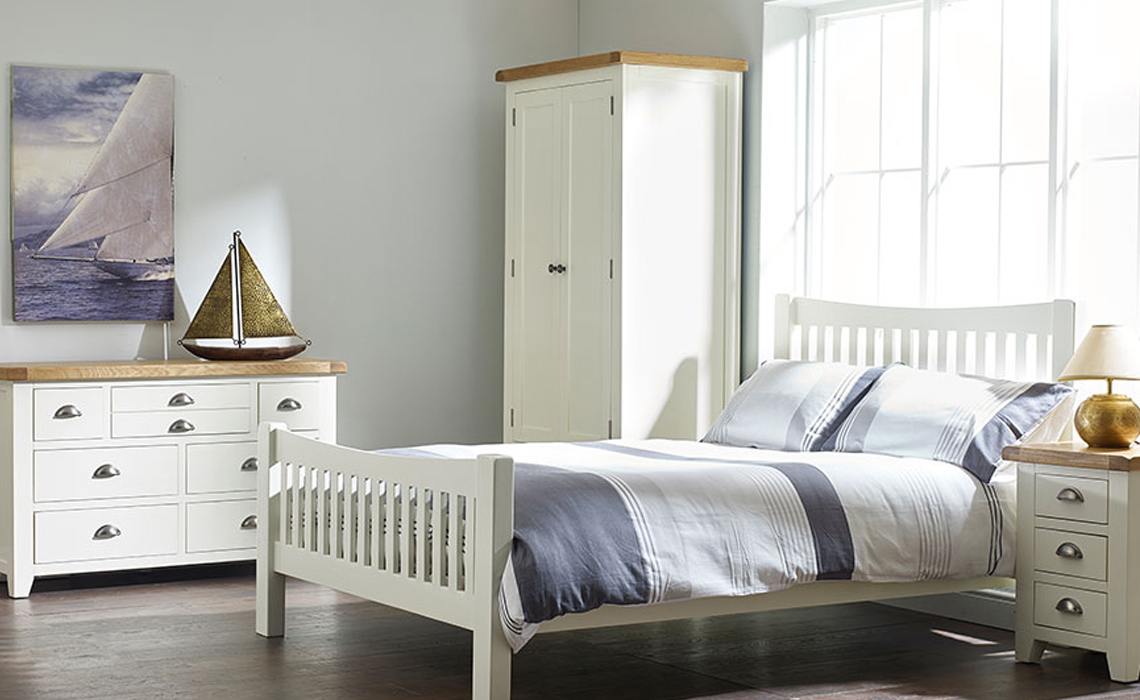 Eden Ivory Painted Range Harpers Furniture Ipswich