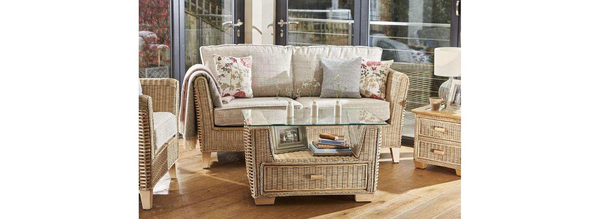 Daro Milford Rattan Range Harpers Furniture Ipswich