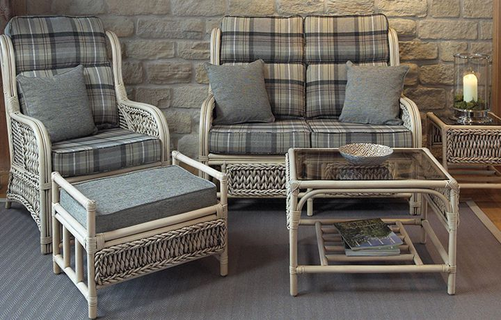 cane-furniture-only-at-stonham-barns - Ivy Range in Brown Wash