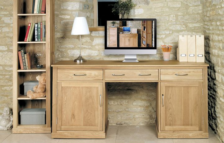 Oak Furniture Collections - Pacific Oak Furniture Range (Web Exclusive)