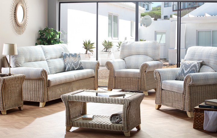 Cane Furniture - Only at Stonham Barns - Clifton Cane Range in Natural Wash