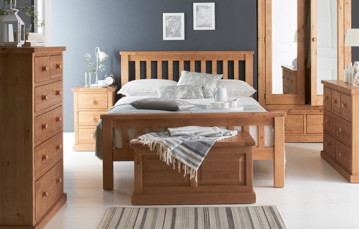 Pine Furniture Collections - Country Pine