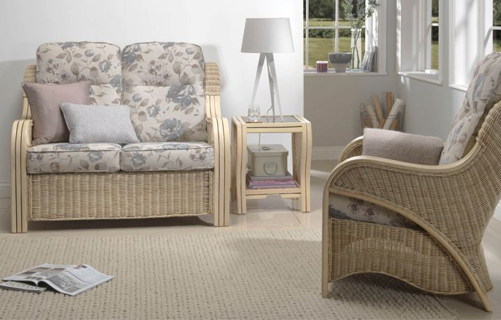 Cane Furniture - Only at Stonham Barns - Opera Range in Natural Wash