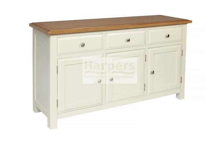 Painted Furniture Collections - Kent Cream Painted Range