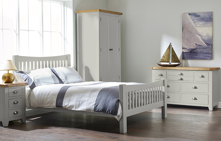 painted-furniture- - Wexford Grey Painted Collection