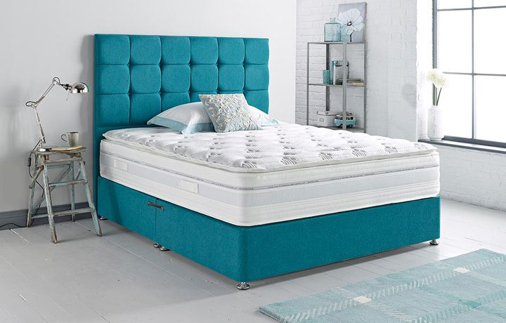 Mattresses & Divan Sets - 5ft King Size Mattress & Divan Special Offers
