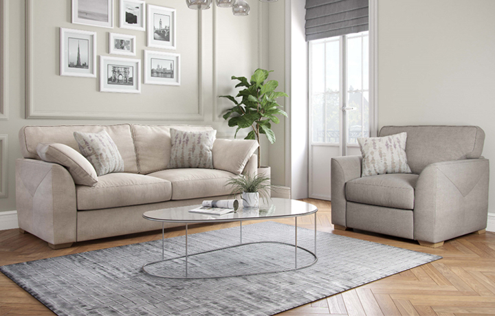 Upholstery Sofas, Chairs & Corner Suites - Sophie Range