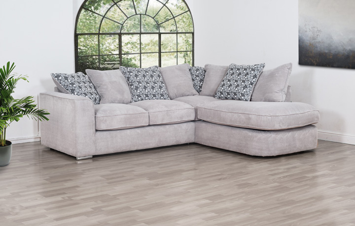 Sofas, Chairs & Corner Suites - Broadway Collection