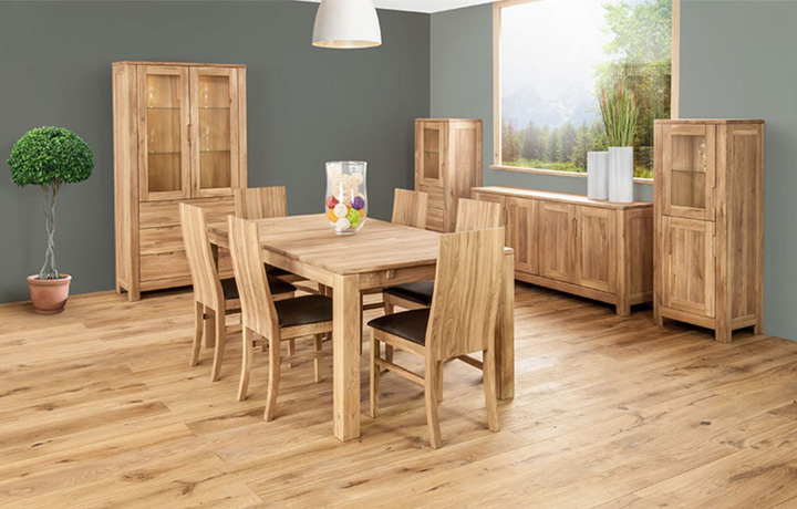 Oak Furniture Collections - Natures Oak Collection