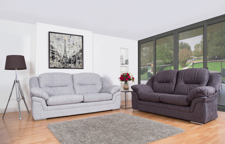 Upholstery Sofas, Chairs & Corner Suites - Byron Collection