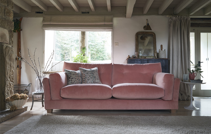 Sofas, Chairs & Corner Suites - Slouch Collection