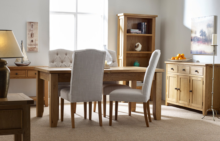 Oak Furniture Collections - Royal Oak Collection
