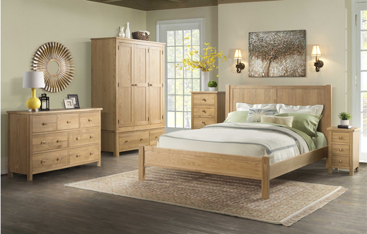Oak Furniture Collections - Thornby Oak Collection