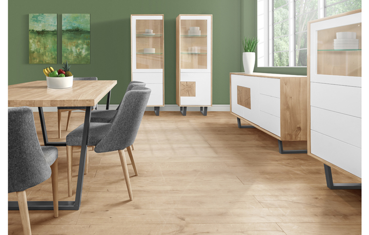 Oak Furniture Collections - Annika Modern Oak Collection