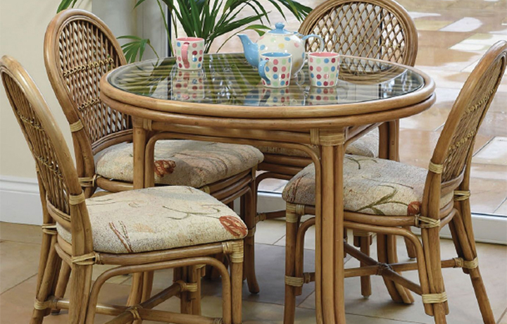 Cane Furniture - Only at Stonham Barns - Daro - Bistro Collection