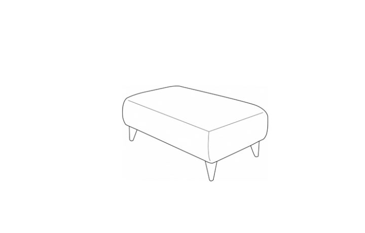 Sofas, Chairs & Corner Suites - Footstool Collection
