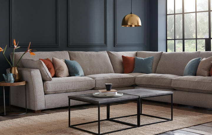 Sofas, Chairs & Corner Suites - Maxwell Collection