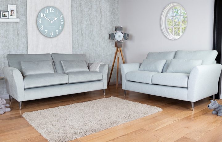 Sofas, Chairs & Corner Suites - Haridan Collection