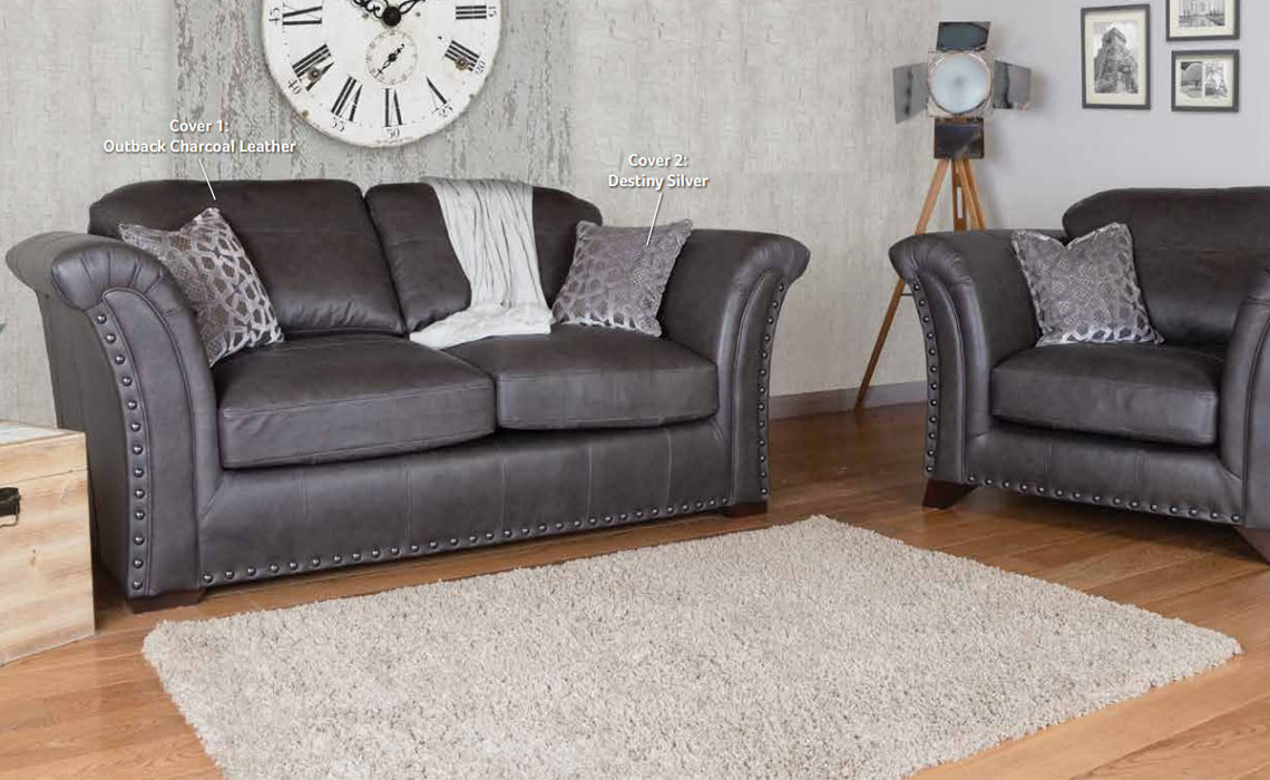 Sofas, Chairs & Corner Suites - Mayfair Leather Collection