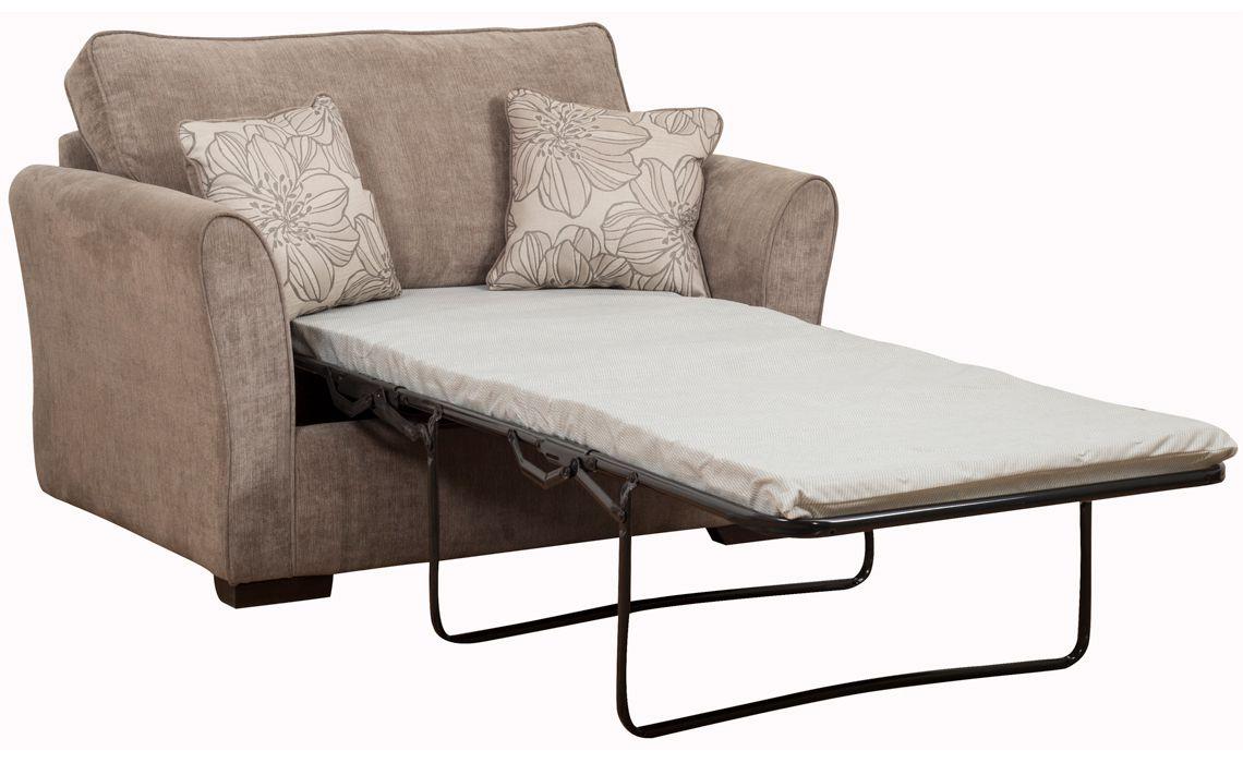 Astonishing Furnham 80Cm Sofa Bed Chair With Standard Mattress Squirreltailoven Fun Painted Chair Ideas Images Squirreltailovenorg