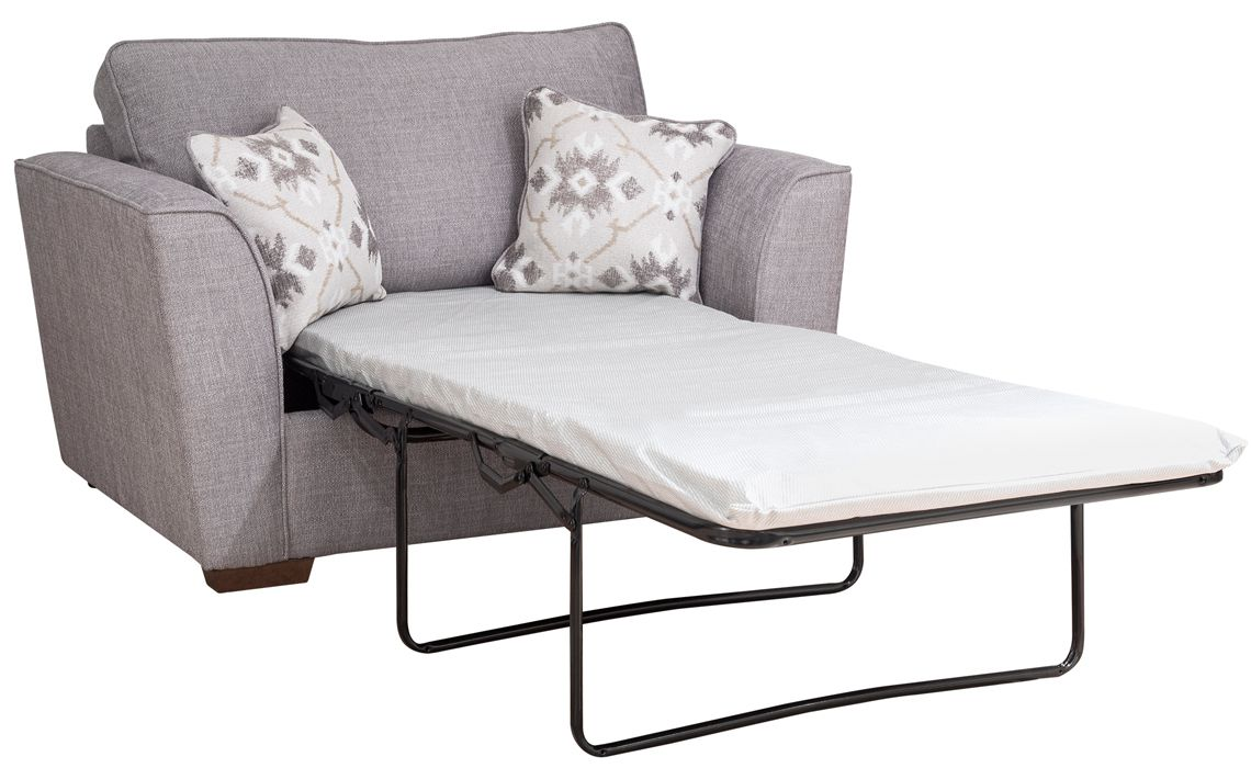 Superb 80Cm Aylesbury Sofa Bed Chair Bed With Standard Mattress Squirreltailoven Fun Painted Chair Ideas Images Squirreltailovenorg