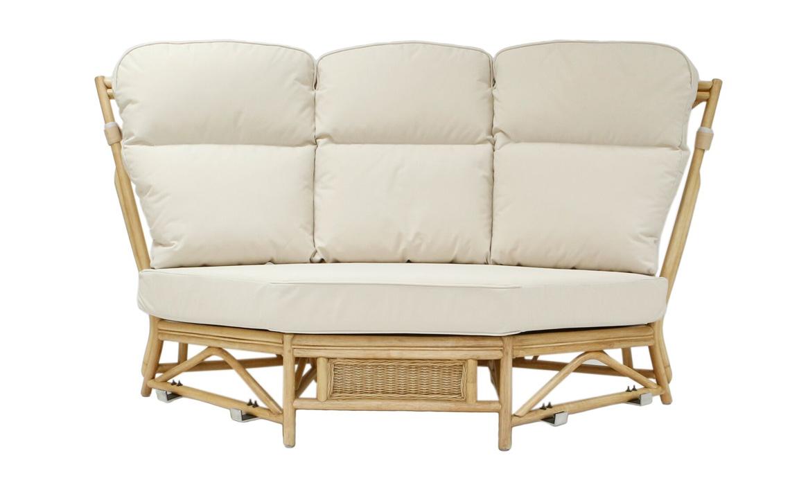 Heathfield Corner Set Sofa Corner Left Chair In Natural