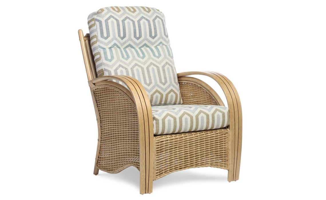 Manila Chair In Light Oak Cane Rattan Beds Mattresses