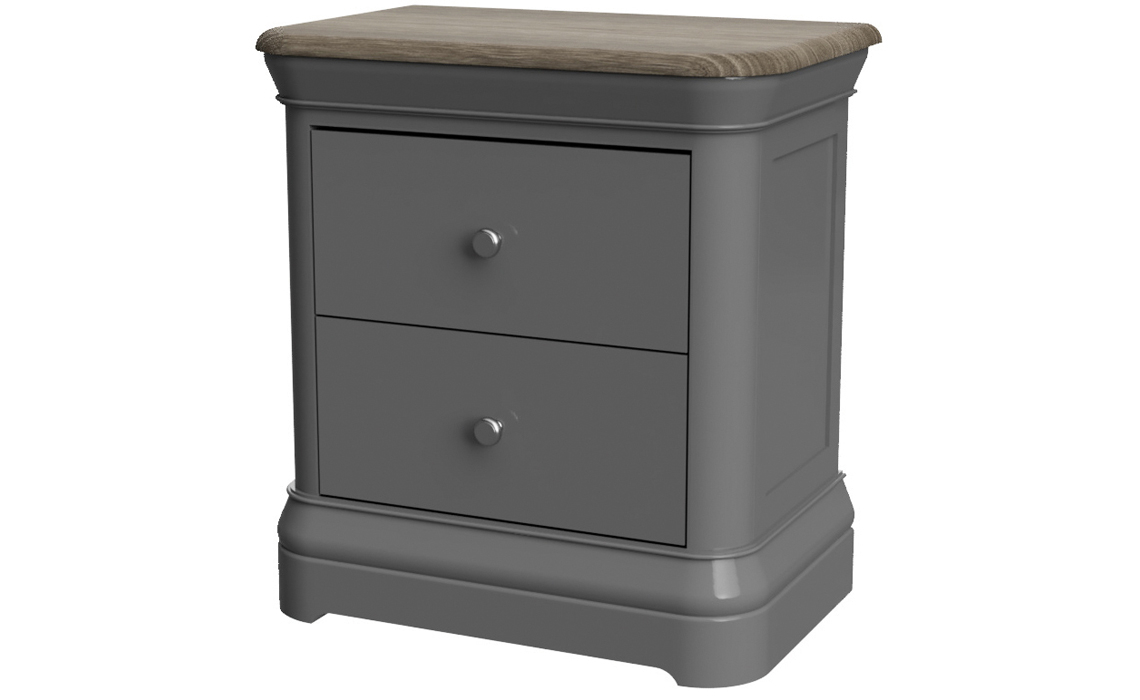Victoria Painted 2 Drawer Bedside Oiled Solid Oak Painted Hardwood Beds Mattresses Sofas Furniture Ipswich Suffolk Uk
