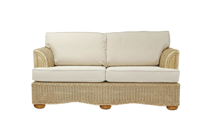 Daro - Toronto Range in Natural Wash - Toronto 2.5 Seat Sofa