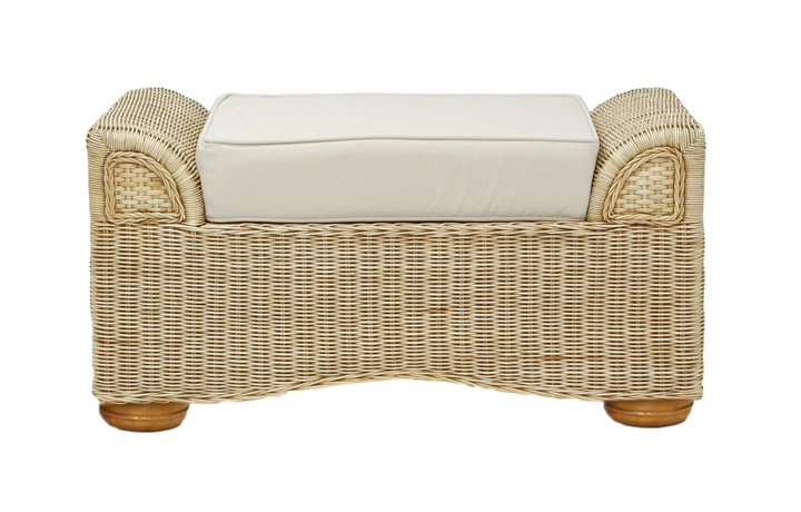 Daro - Toronto Range in Natural Wash - Toronto Footstool