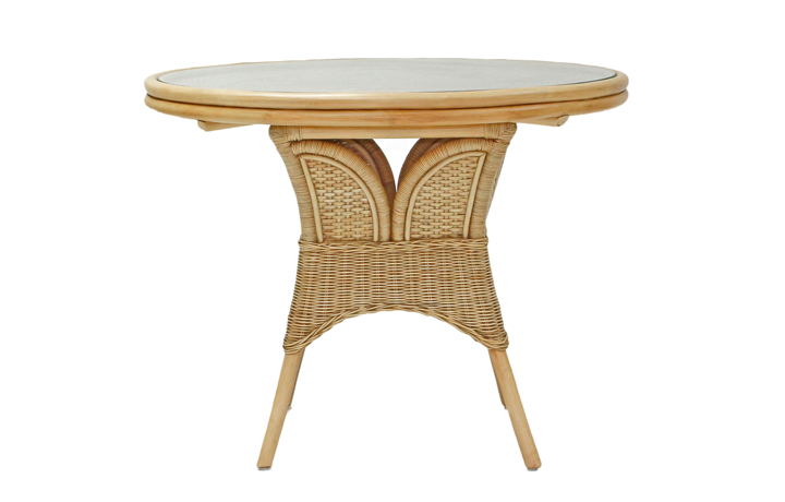 Daro - Toronto Range in Natural Wash - Toronto Round Dining Table