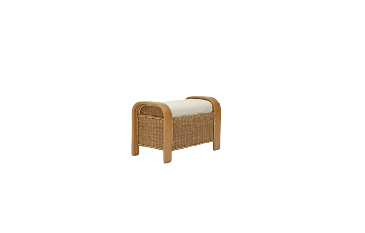 Daro - Waterford Range in Natural Wash - Waterford Footstool