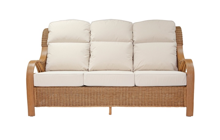 Daro - Waterford Range in Natural Wash - Waterford 3 Seat Sofa