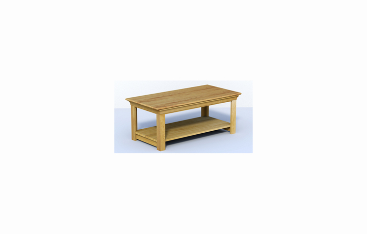 Coffee Tables - Chambery Oak Small Coffee Table