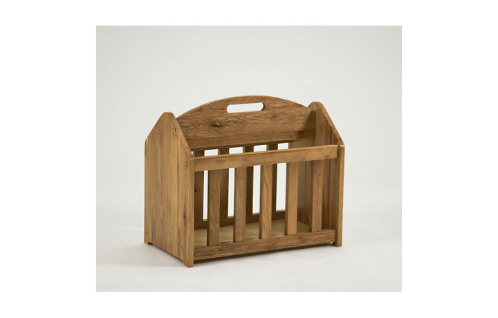 Pacific Oak Furniture Range (Web Exclusive) - Pacific Oak Magazine Rack