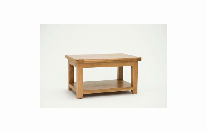 Coffee Tables - Devon Oak Standard Coffee Table