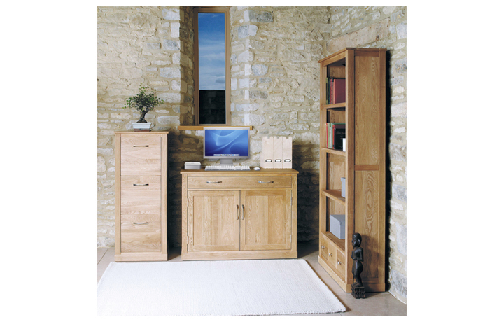 Office Furniture - Home & Office Oak Hidden Home Office