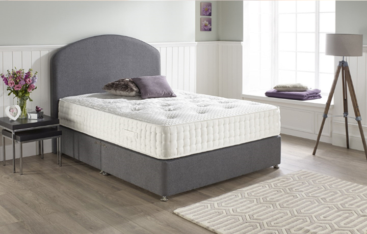 5ft King Size Mattress & Divan Bases - 5ft King Size Natura 1500 Pocket Mattress