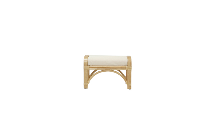 Daro - Andorra Range in Natural Wash - Andorra Footstool
