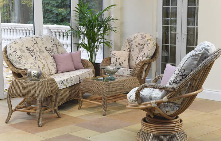 Daro - Wexford Range in Natural Wash - Wexford Chair