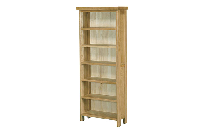 Suffolk Solid Oak Furniture Range - Suffolk Solid Oak CD Unit
