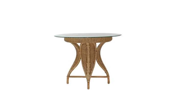 Daro - Waterford Range in Natural Wash - Waterford 85cm Round Dining Table
