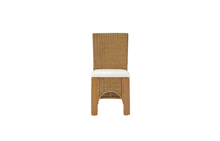 Daro - Waterford Range in Natural Wash - Waterford Dining Chair