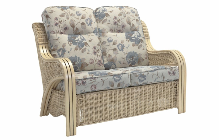 Opera Range in Natural Wash - Opera 2 Seat Sofa