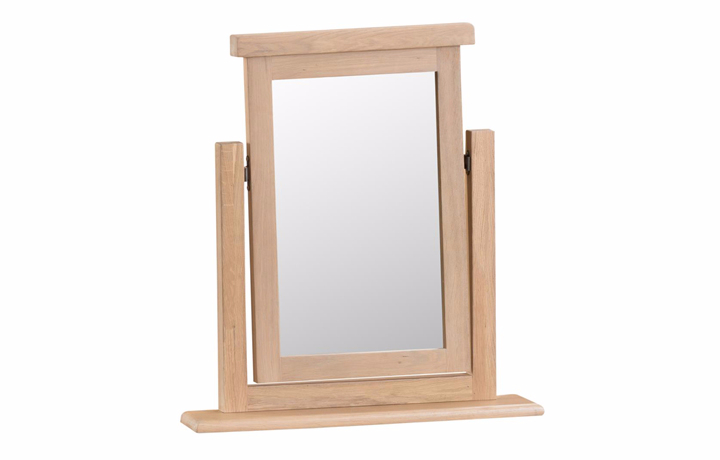 burford-washed-oak-range- - Burford Oak Trinket Mirror