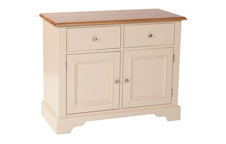 country-house-truffle-painted-collection - Country House 2 Door 2 Drawer Sideboard