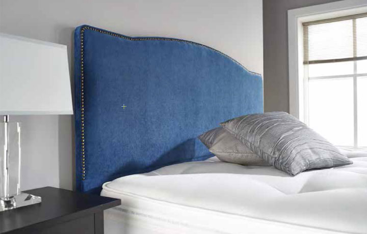 3ft Headboard Range - Curve Standard Headboard