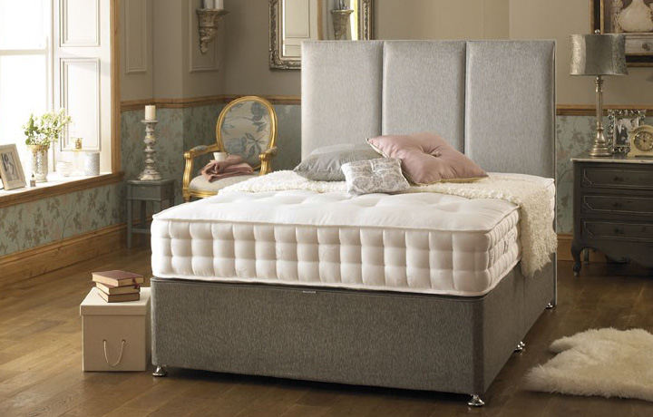 4ft6 Double Mattress & Divan Bases - 4ft6 Double Quintessential 2000 Mattress