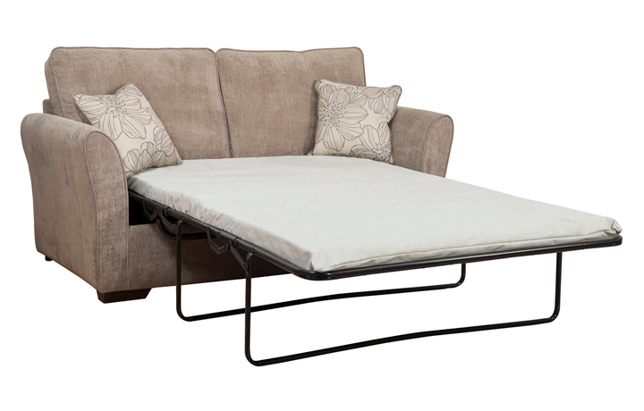 Sofa Beds - 120cm Furnham Sofabed With Standard Mattress